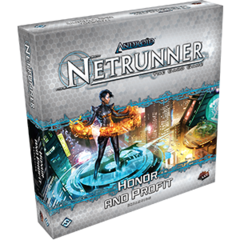 Honor and Profit: Netrunner Deluxe Expansion