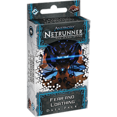Fear and Loathing: Netrunner Data Pack
