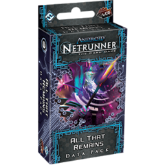 All the Remains: Netrunner Data Pack