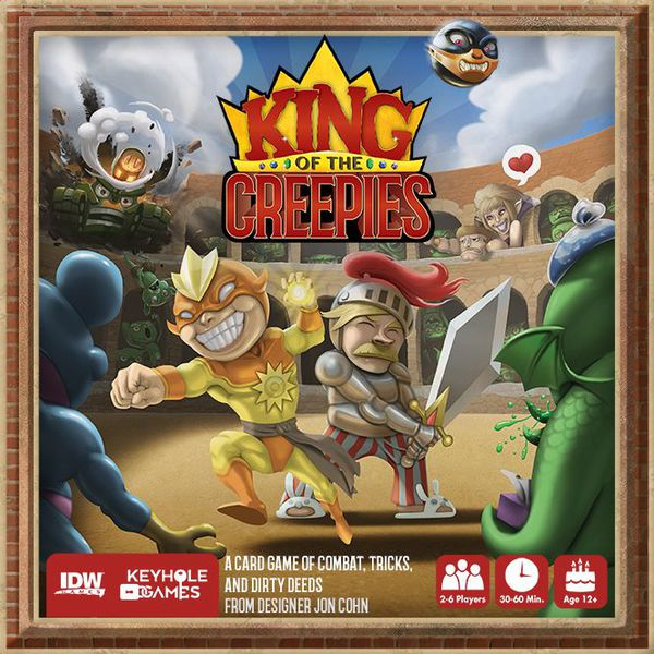 King of the Creepies