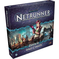 Order and Chaos: Netrunner Deluxe Expansion