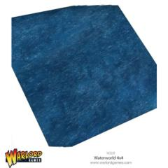Cruel Seas 4x4 Waterworld Mat