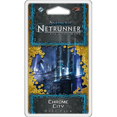 Chrome City: Netrunner Data Pack