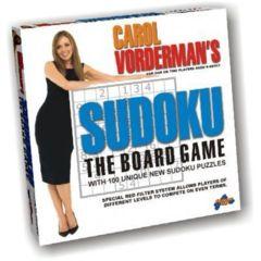 Carol Vorderman's Sudoko the Board Game