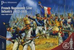French Napoleonic Line Infantry 1812-1815