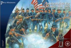 Perry Miniatures: American Civil War: Union Infantry