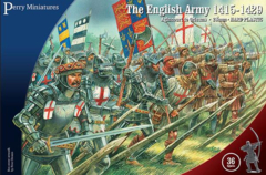 Perry Miniatures: The English Army 1415-1429