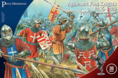 Perry Miniatures: Agincourt Foot Knights 1415-1429