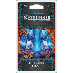Business First: Netrunner Data Pack