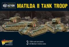 Matilda II Tank Troop