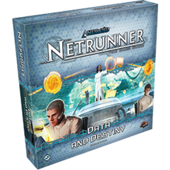 Data and Destiny: Netrunner Deluxe Expansion