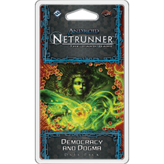 Democracy and Dogma: Netrunner Data Pack