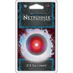 23 Seconds: Netrunner Data Pack