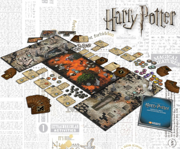 Harry Potter Miniature Game