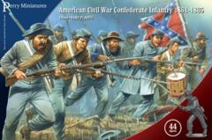 Perry Miniatures: American Civil War Confederate Infantry