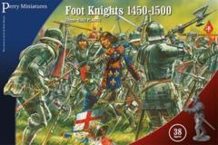 Foot Knights 1450-1500