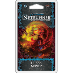 Blood Money: Netrunner Data Pack