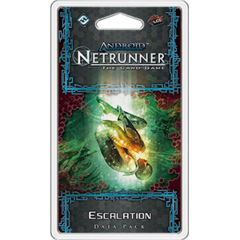 Escalation: Netrunner Data Pack