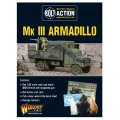 Armadillo Mk III Improvised Vehicle