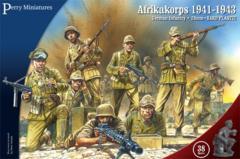 Afrikakorps, German Infantry 1941-43