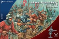 Perry Miniatures: Agincourt French Infantry