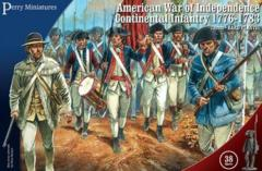 Perry Miniatures: American War of Independence Continental Infantry
