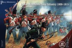 Perry Miniatures: British Napoleonic Line Infantry