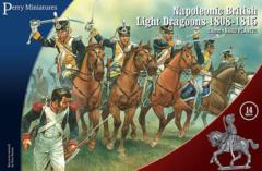 Perry Miniatures: Napoleonic British Light Dragoons