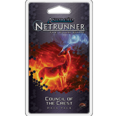 Council of the Crest: Netrunner Data Pack
