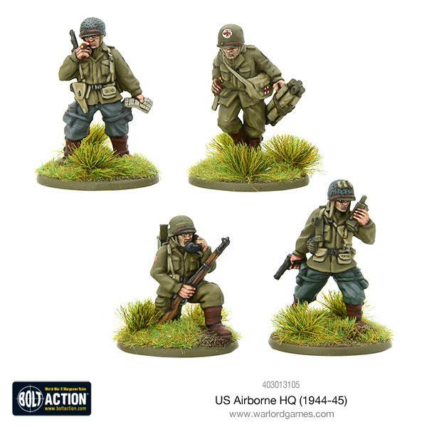 US Airborne HQ (1944-45)