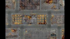 6'x4' G-Mat: Quarantine Zone