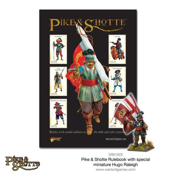 Pike & Shotte Rulebook