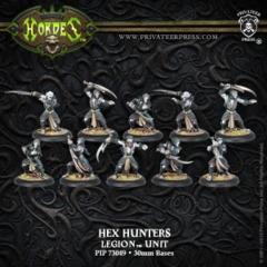 Blighted Nyss Hex Hunters