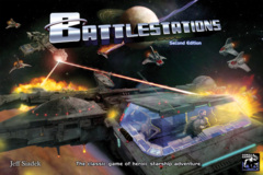 Battlestations Second Edition Box