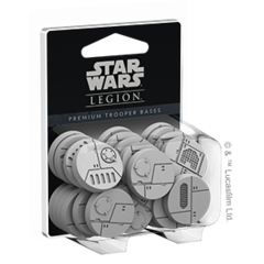 Star Wars: Legion- Premium Trooper Bases
