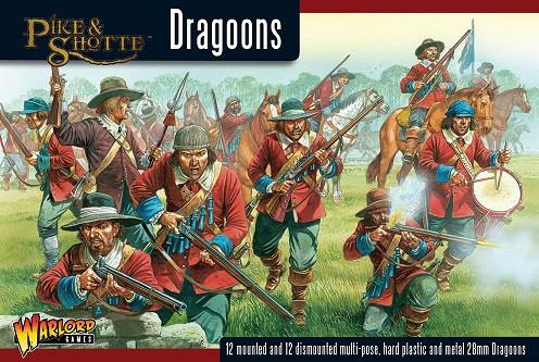 Dragoons (12 mounted, 12 dismounted)