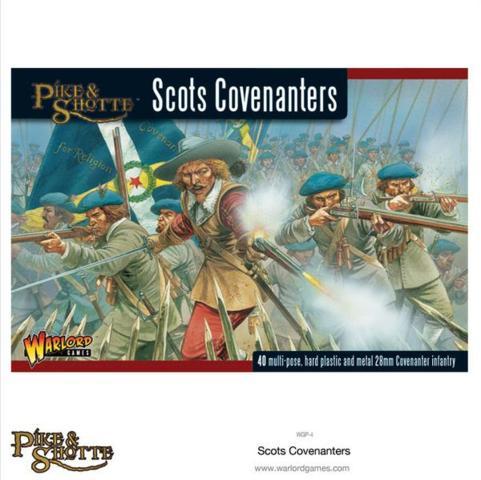 Covenanter Infantry