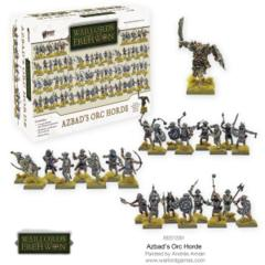 Warlords of Erehwon Azbad's Orc Horde