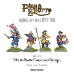 Pike & Shotte Command Group 3