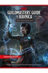 Dungeons & Dragons: Guildmaster's Guide to Ravnica