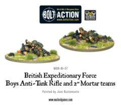 Early War Anti-Tank Rifle Team & 2