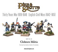 Clubmen Militia
