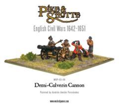 Demi Culverin Cannon & Crew