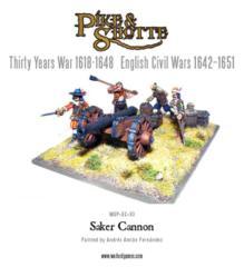 Saker Cannon & Crew