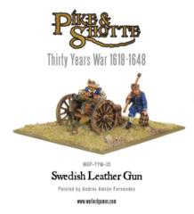 Swedish Leather Gun & Crew
