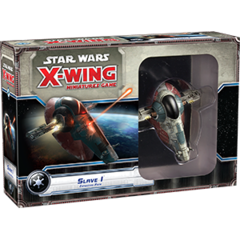 Slave 1 Expansion Pack X-Wing Mini Game
