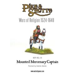 Mercenary Captain Mounted