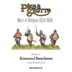 Armoured Swordsmen