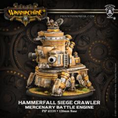 Hammerfall Siege Crawler