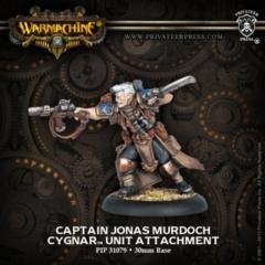 Captain Jonas Murdoch
